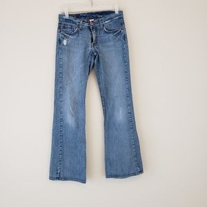 Lucky Brand Size 2 Bootcut Jeans